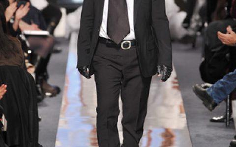 ¿Quién es?: Karl Lagerfeld