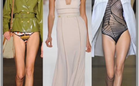 En noticia: Vogue veta a modelos en delgadez extrema