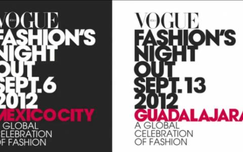 FNO: Fashion's Night Out en México