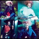 De la editorial a la realidad: Piel brillante y abrigos oversized