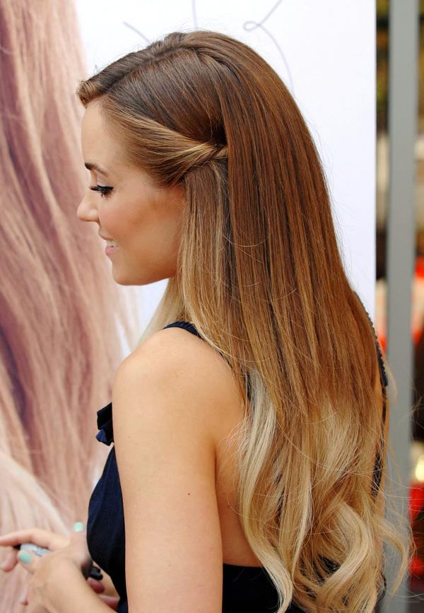 Degradado del cabello