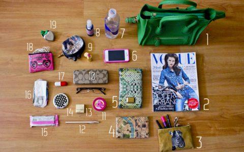 ¿Qué hay en la bolsa de Pau?