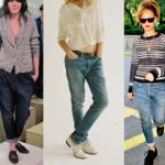 Tip de moda: ¡Mujeres con ropa de hombre!