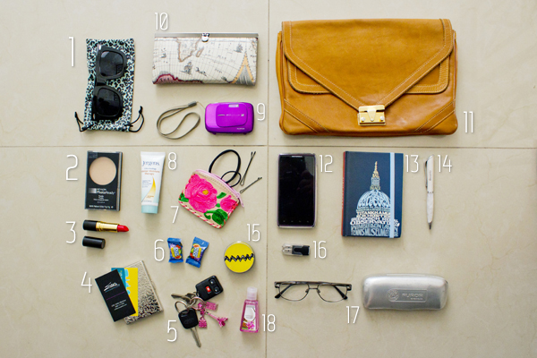 ¿Qué hay en la bolsa de Esa?