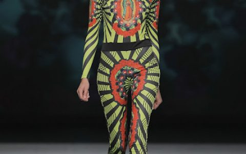Moda contemporánea México