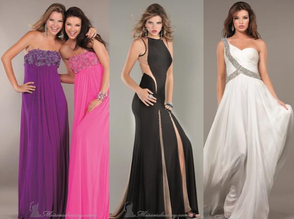 Donde puedo comprar vestidos de noche en df