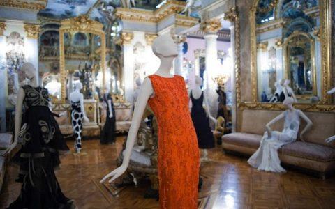 Moda en museos
