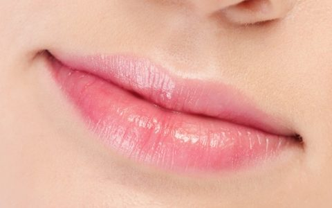 Labios saludables