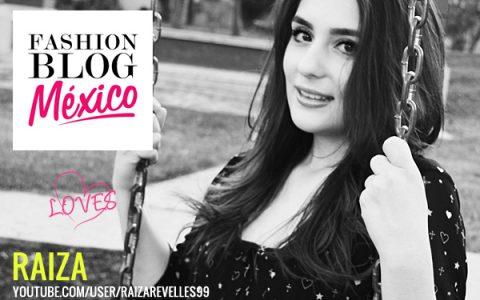 Fashion video blogger Raiza Revelles