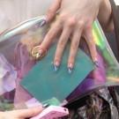 clutch transparente