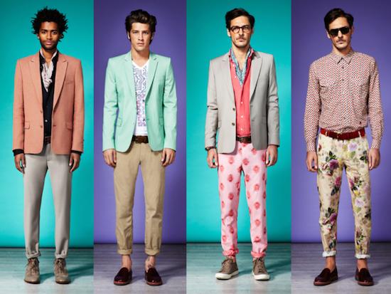 moda hombres primavera verano 2013