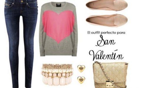 como vestirse para San Valentin