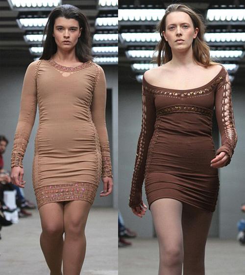Vestidos ajustados al cuerpo para gorditas