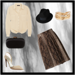 Tips de como usar ropa con textura