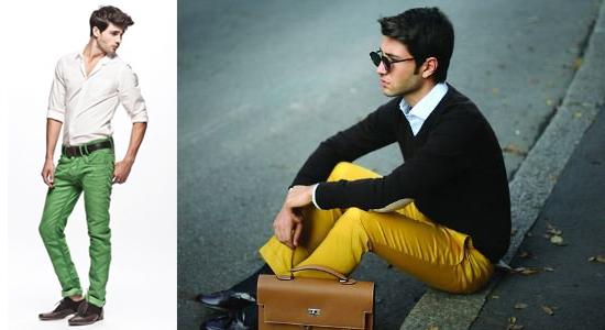 Tip de moda para hombres