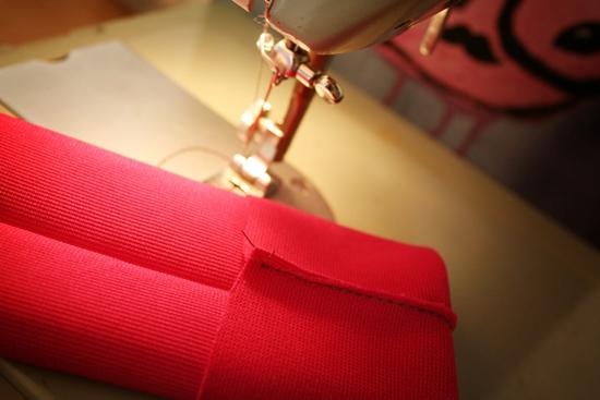 DIY Moño costura