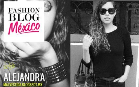 Fashion Blogger: Alejandra de Malvestida
