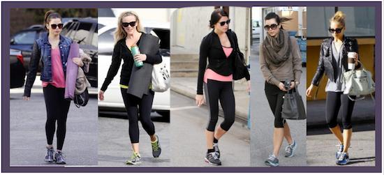qué ropa usar para hacer ejercicio