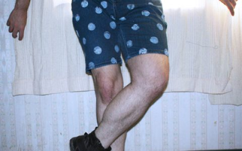 DIY: Short de lunares