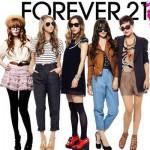 Forever 21 online para América Latina