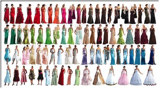 c35dc9badf Tips para escoger tu vestido de graduación