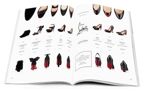 Catálogo de Zapatos en México