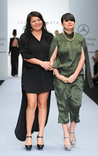 Julia y Renata Diseñadoras Mexicanas