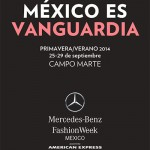 MB Fashion Week México PV 2014