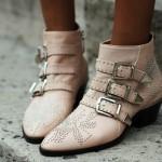 "Tendencia: Botas al tobillo o ""ankle boots"""
