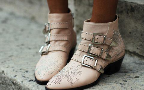 Botas al tobillo