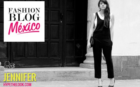 Fashion Blogger mexicana: Jennifer de Hype the Look