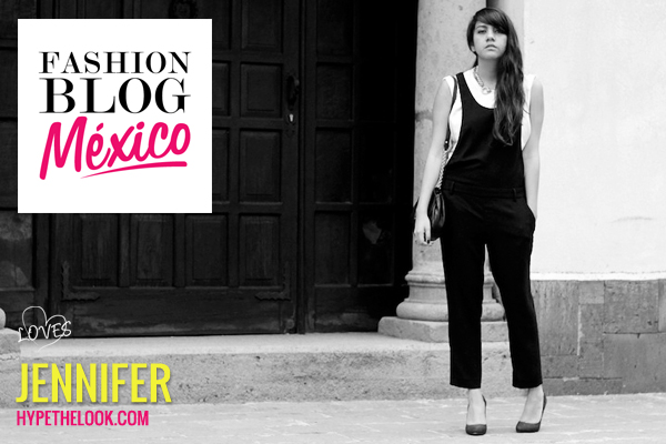 Fashion Blogger mexicana: Jennifer de Hype the Look