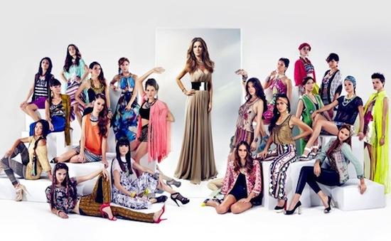 Fashion Blog Mexico Foto de Mexicos Next Top Model 2013 Temporada 4