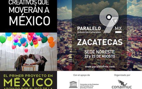Paralelo 9MX en Zacatecas