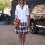 5 formas de cómo usar una camisa blanca