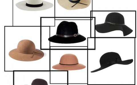 tendencia sombreros otoño