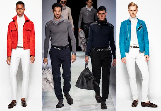 tendencias moda hombres 2014