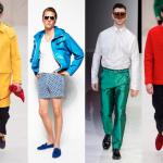 Moda para hombre: lo que viene para Primavera Verano 2014