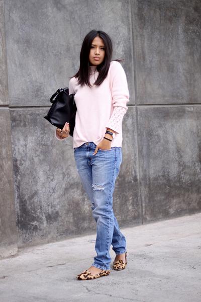 Tendencia Otou00f1o e invierno en rosa pastel