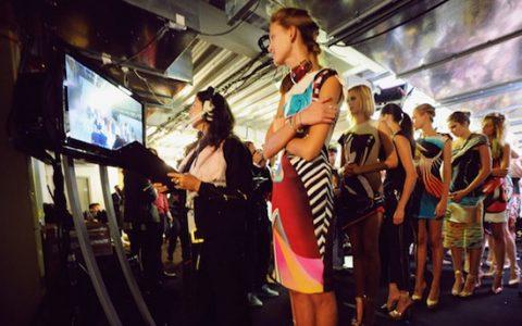 fashion jobs coordinador de pasarela