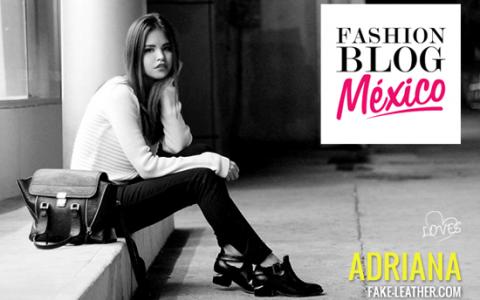 Adriana de Fake Leather