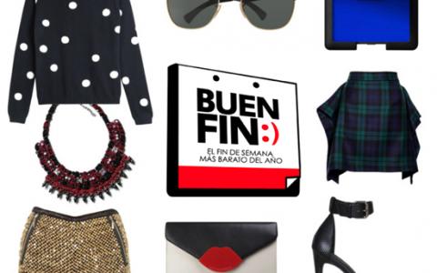 Ofertas de ropa y accesorios de El Buen Fin 2013