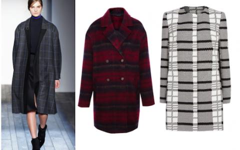 tendencia abrigos 2013