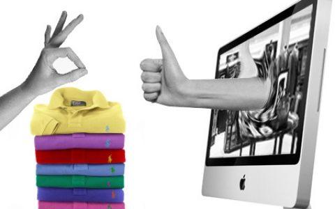 Comprar ropa online, experiencia