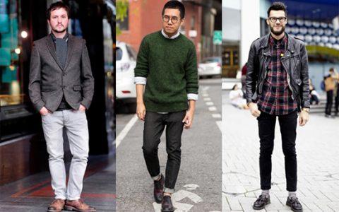 Moda para posadas de hombre