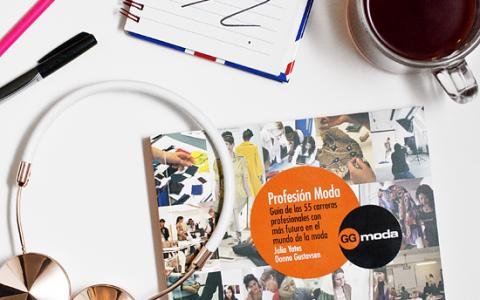 Libro Profesión Moda, Guía de las 55 carreras profesionales con más futuro en el mundo de la moda