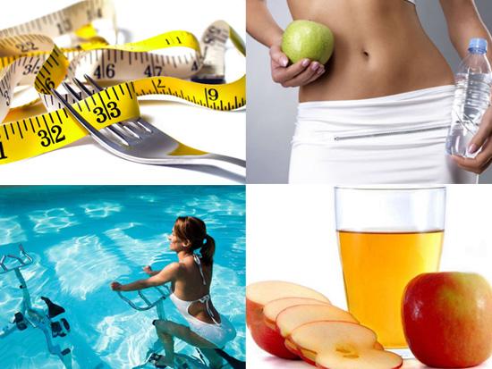 4 dietas para bajar de peso después de navidad y año nuevo