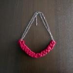 DIY Collar de tela paso a paso