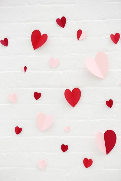 7 manualidades para un 14 de febrero muy especial Adornos san valentin manualidades