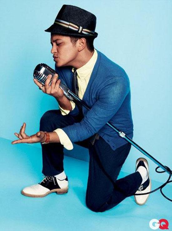 Tips para vestirte como Bruno Mars